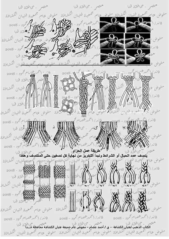 كتاب الحبال والعقد والربطات  46438410