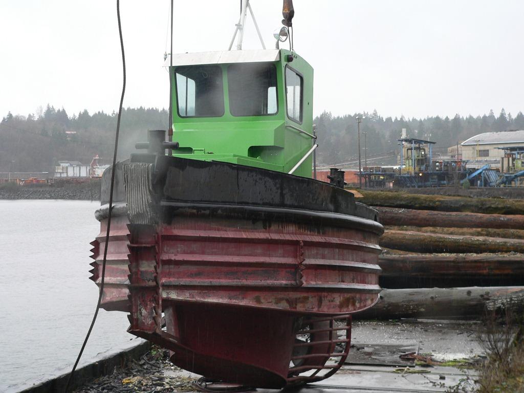 Petit «workboat» réalisé par wadone 874faf10