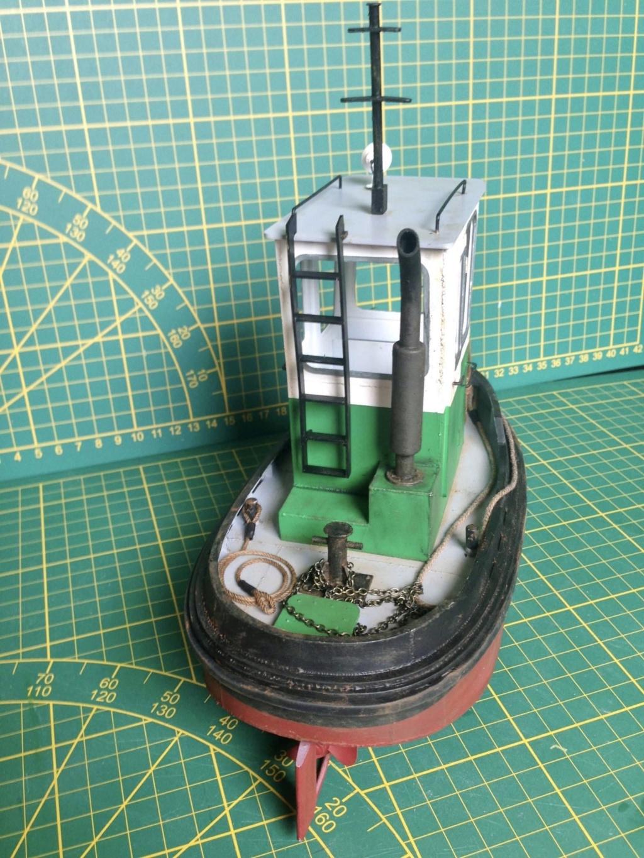 Petit «workboat» réalisé par wadone A2181410