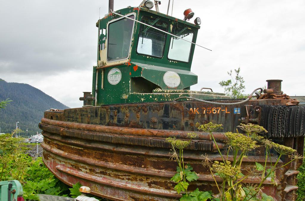 Petit «workboat» réalisé par wadone A49ba910