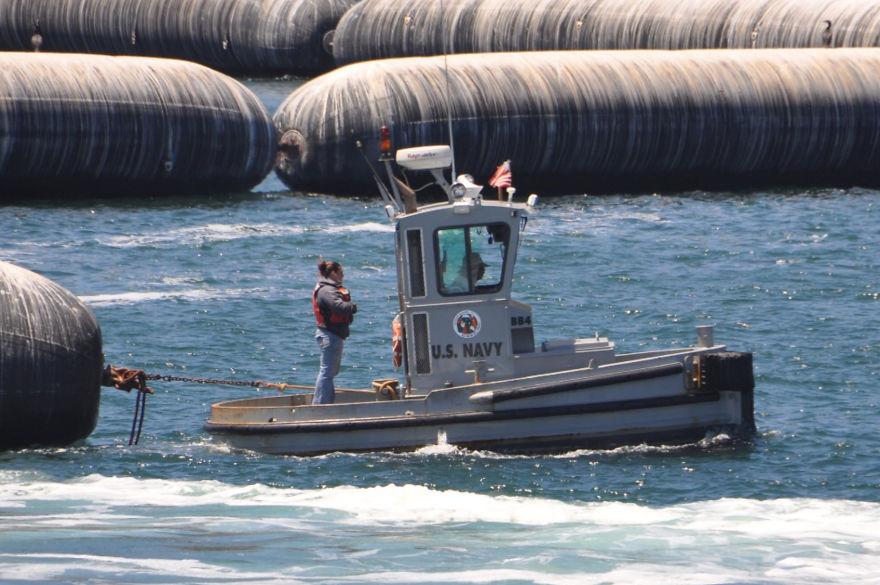 Petit «workboat» réalisé par wadone A8e54910