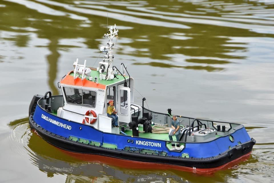 Remorqueur DMS Hammerhead Saint Malo (scratch RC 1/20°) de wadone C240de10
