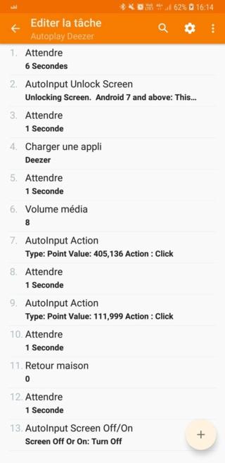 [APP] Tasker : Personnaliser et automatiser des tâches sous Android [Trial/Payant] - Page 17 49184610