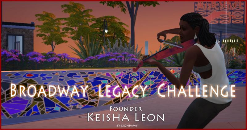 lionpaws 'Broadway Legacy Challenge' Bwckei11