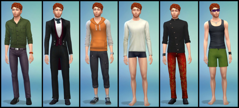 lionpaws S4 CAS Creations (Home of the Zodiac Sims) - Page 3 Gealai11