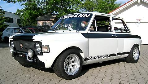 fiat 128 1300 cc special Kaross10