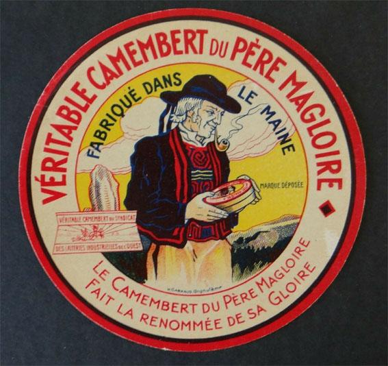 Bretagne et produits dérivés Camemb10