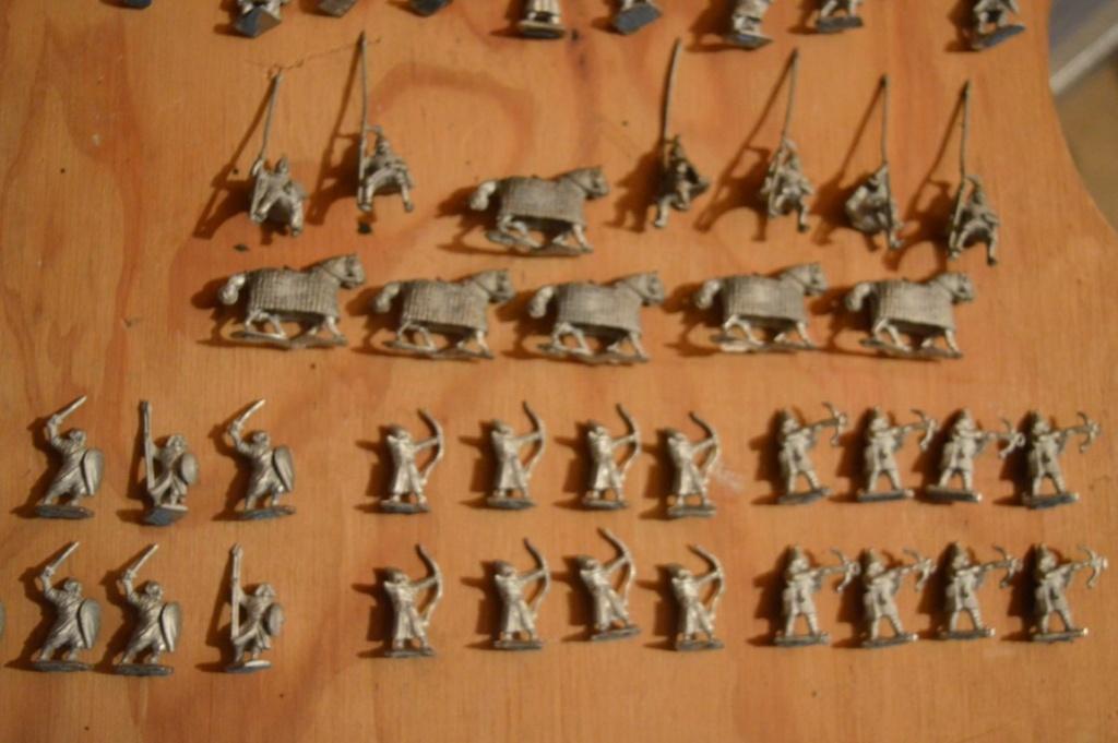 A vendre, bradé ! Armée musulmane 12ème-13ème siècle, 15 mm Dsc_0086