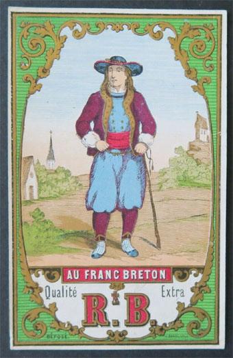 Bretagne et produits dérivés Fil10