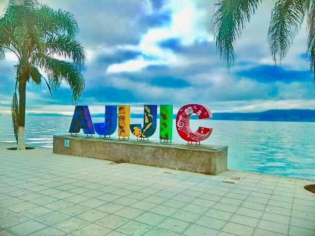 Ajijic's new sign 44933210