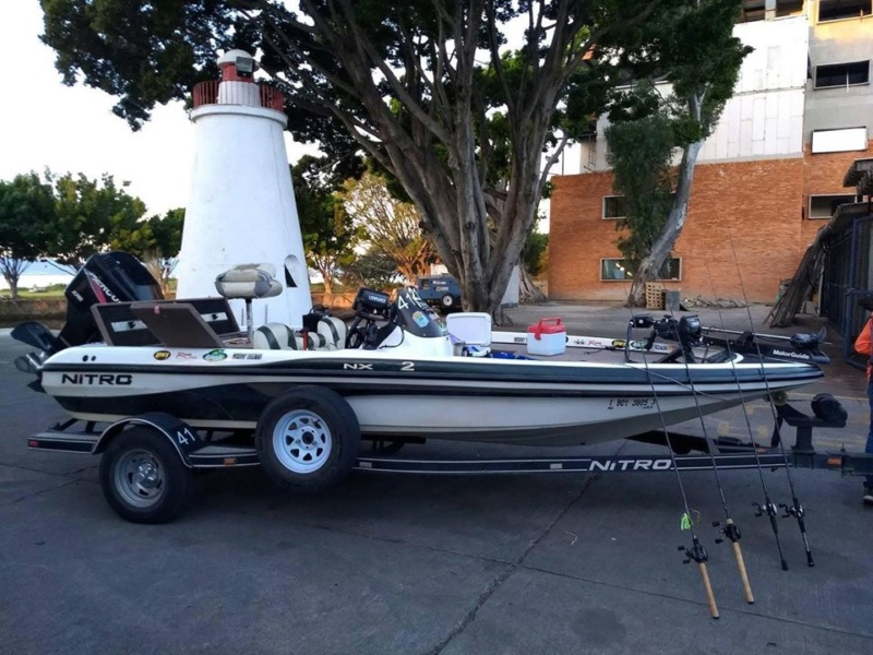 Fishing Report - Lake Chapala - Nov. 21, 2018 46493610