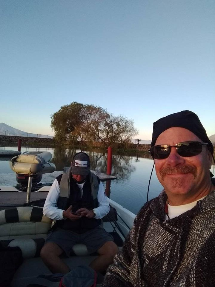 Fishing Report - Lake Chapala - Nov. 21, 2018 46503210
