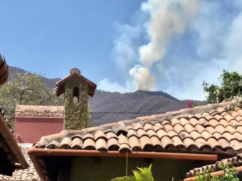Mountain Fire Fire_110