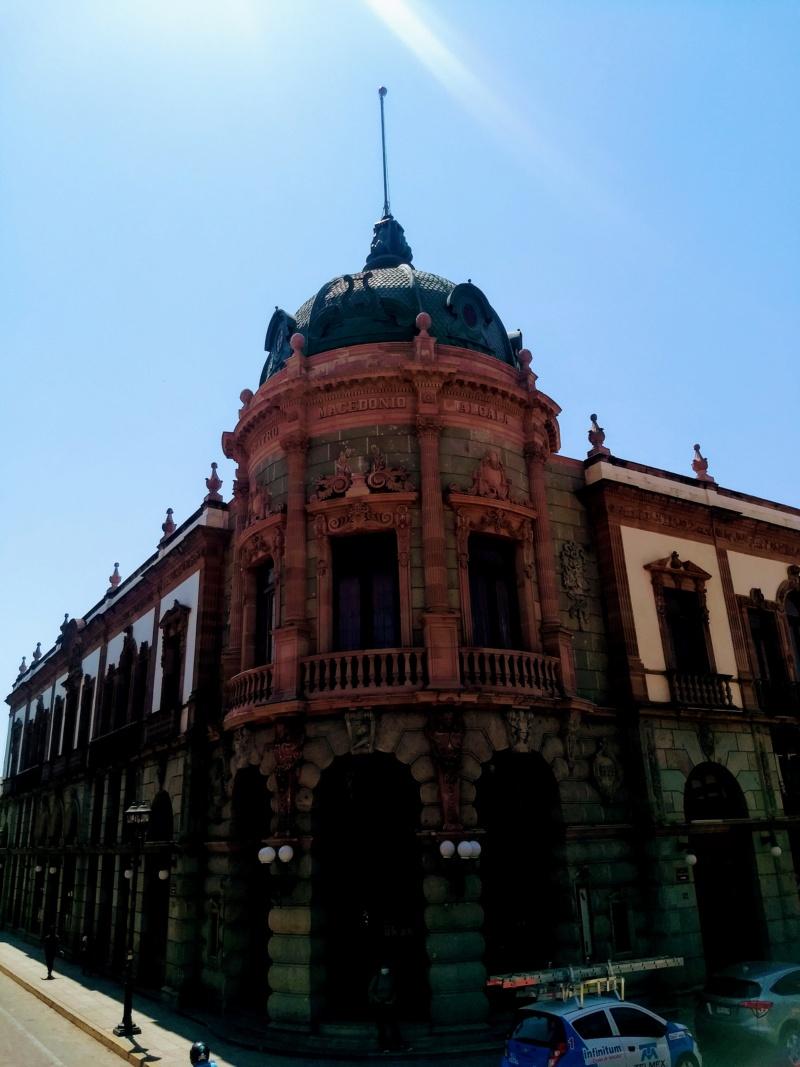 Oaxaca City Img_2090