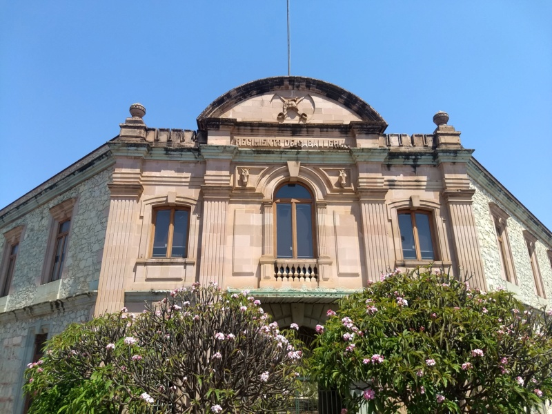 Oaxaca City Img_2095