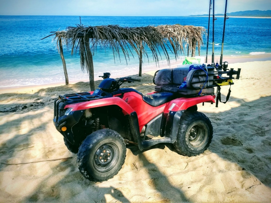 Playa Mayto - Surf Fishing Mayto_12