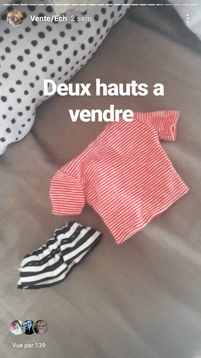 [Vendre] Vêtements taille Pullip/Monster High/Dal etc Screen15