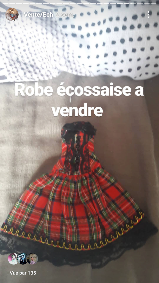 [Vendre] Vêtements taille Pullip/Monster High/Dal etc Screen18