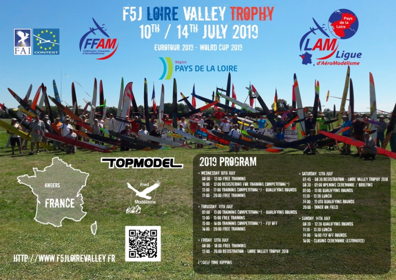 F5J Loire Valley Trophy 2019 - Angers Affich10