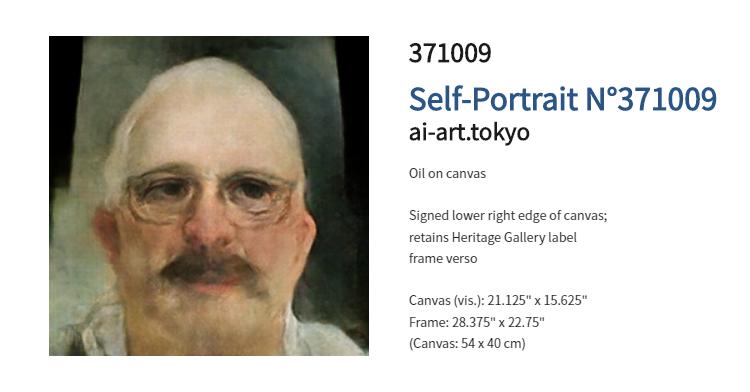 votre portrait à partir de peintures et d'intelligence artificielle  Tzolzo10