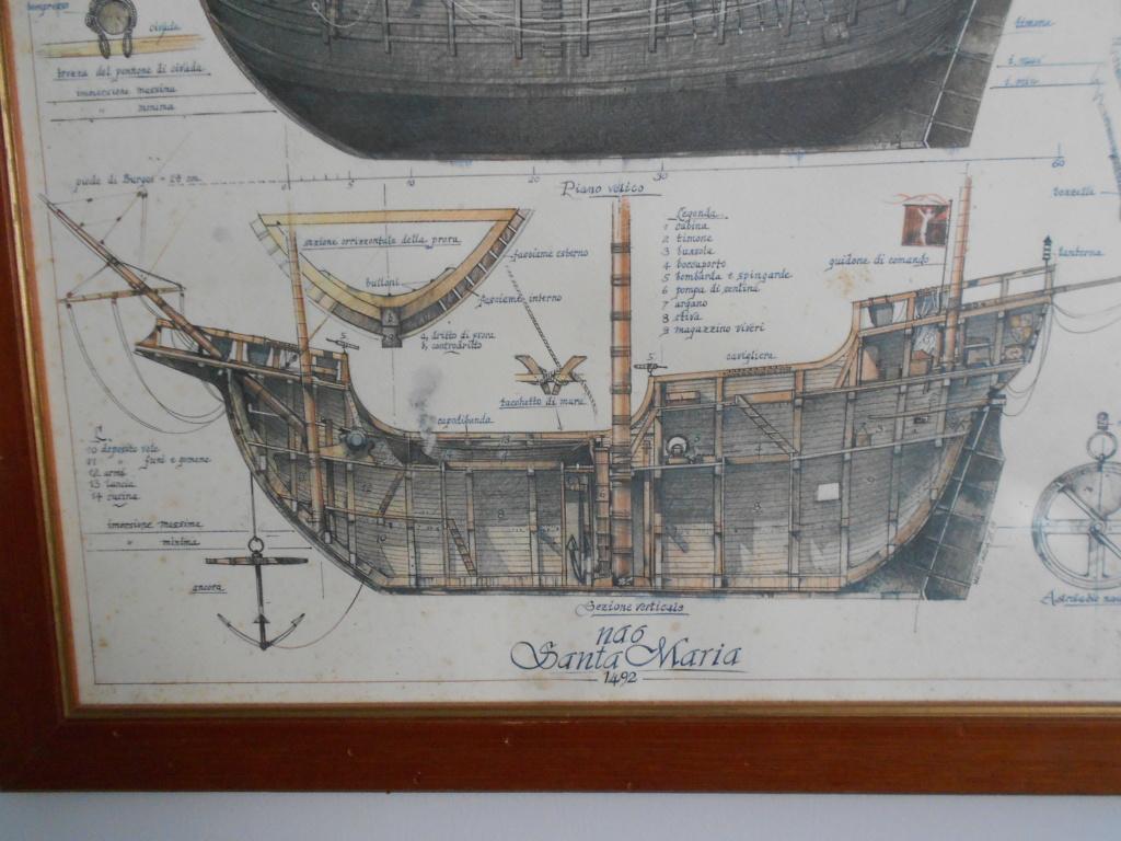Santa Maria (kit bash) Dscn0923