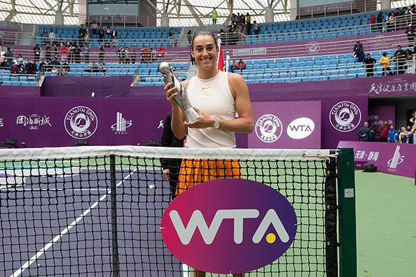 WTA TIANJIN 2018 - Page 3 20181010