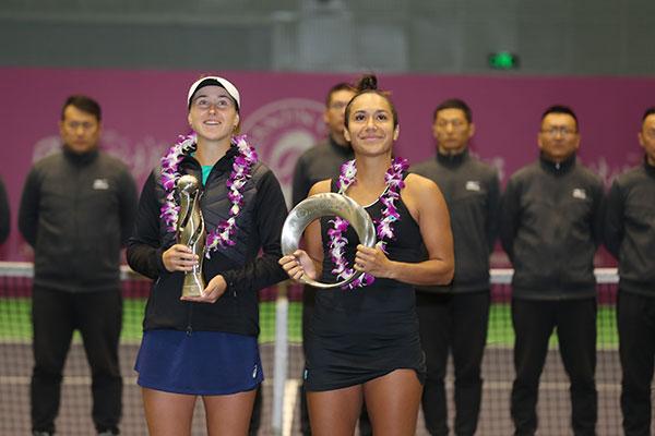 WTA TIANJIN 2019 - Page 3 210