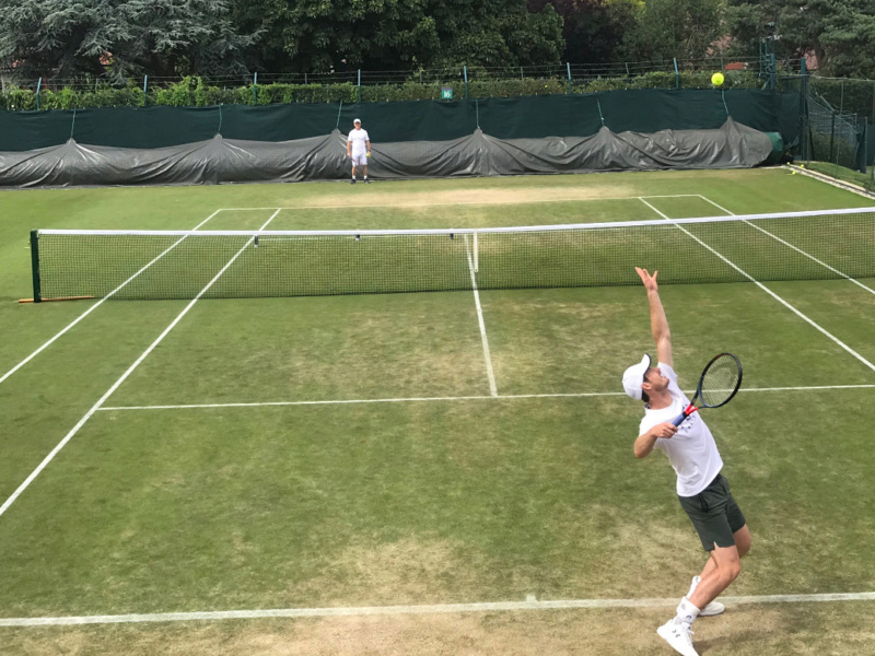 WIMBLEDON 2019 photos et videos  - Page 2 23992910