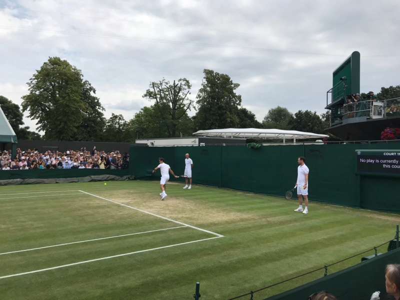 WIMBLEDON 2019 photos et videos  - Page 7 24190710