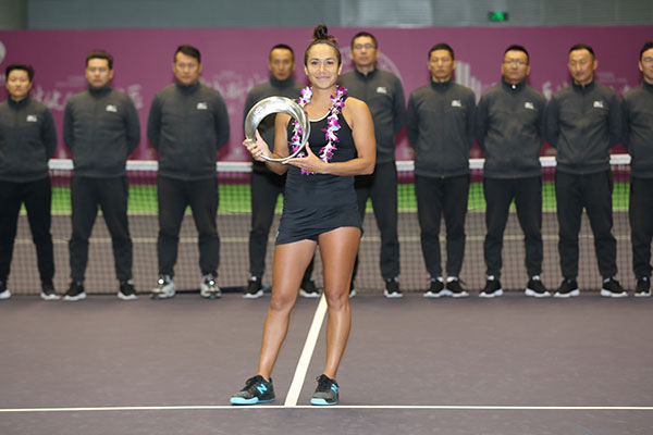 WTA TIANJIN 2019 - Page 3 310