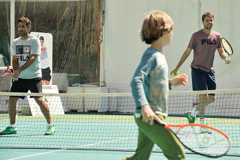 ATP MONTE CARLO 2019 - Page 5 Clinic10