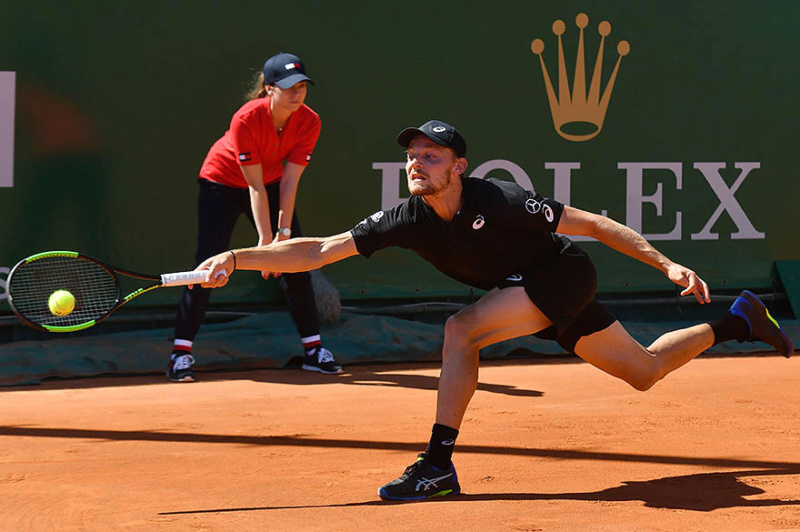 ATP MONTE CARLO 2019 - Page 5 Goffin10