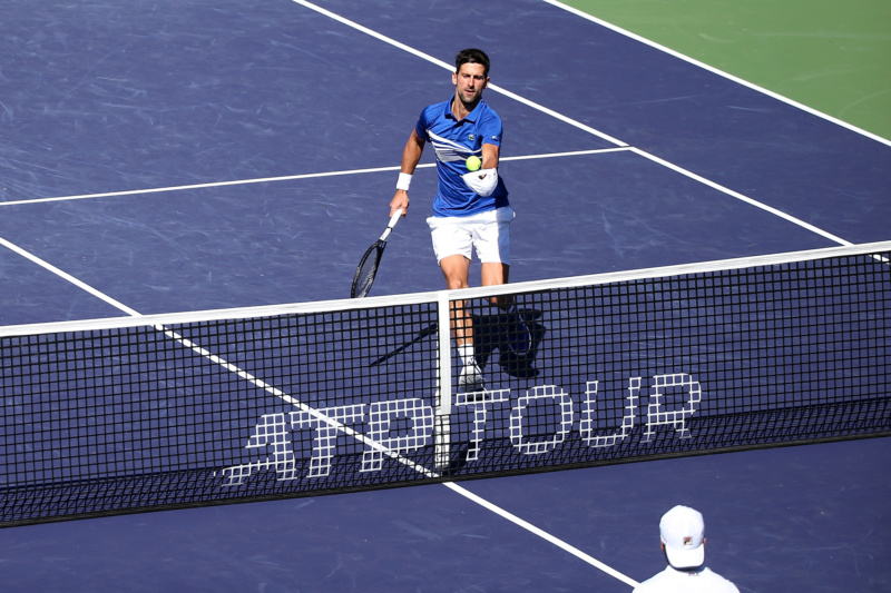ATP INDIAN WELLS 2019 - Page 18 Tommy-20
