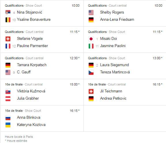 WTA LINZ 2019 Unti1112