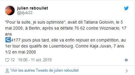 WTA LUXEMBOURG 2019 Unti1170