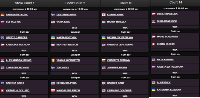 WTA BRISBANE 2019 Unti1627