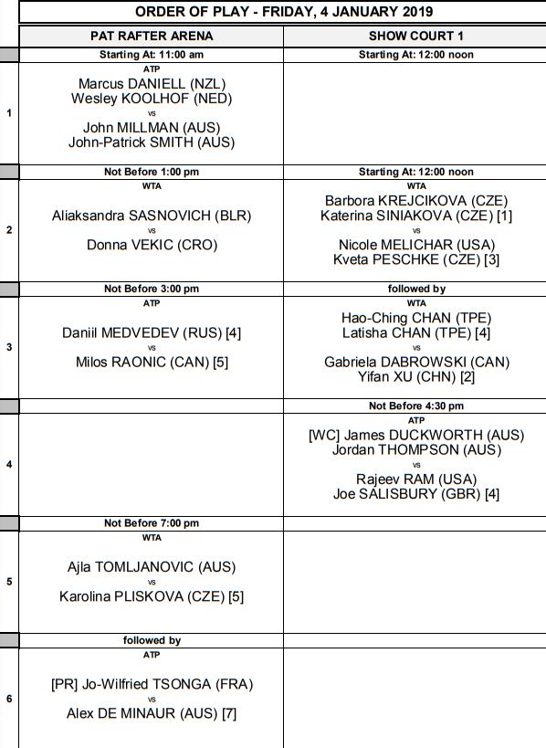 WTA BRISBANE 2019 - Page 5 Unti1757
