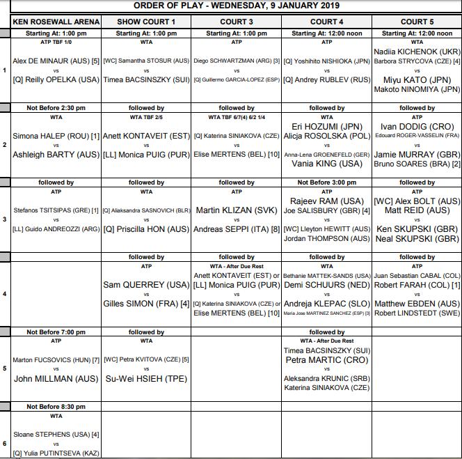 WTA SYDNEY 2019 - Page 4 Unti1870