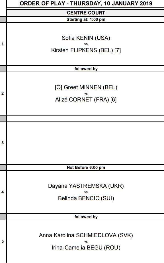 WTA HOBART 2019 - Page 5 Unti1883