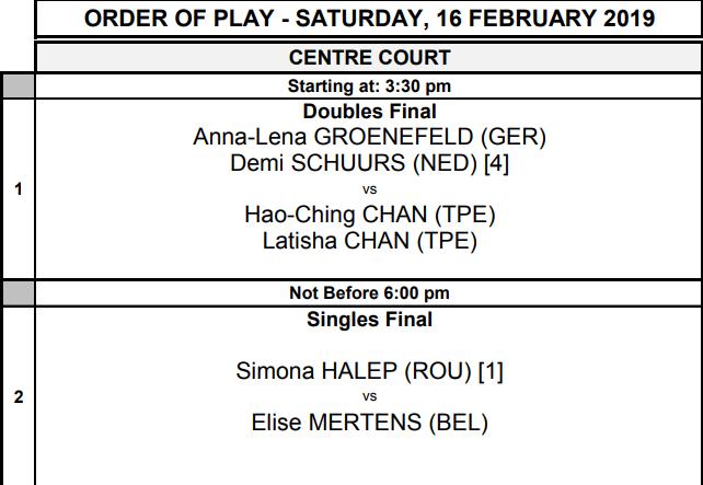 WTA DOHA 2019 - Page 5 Unti2287