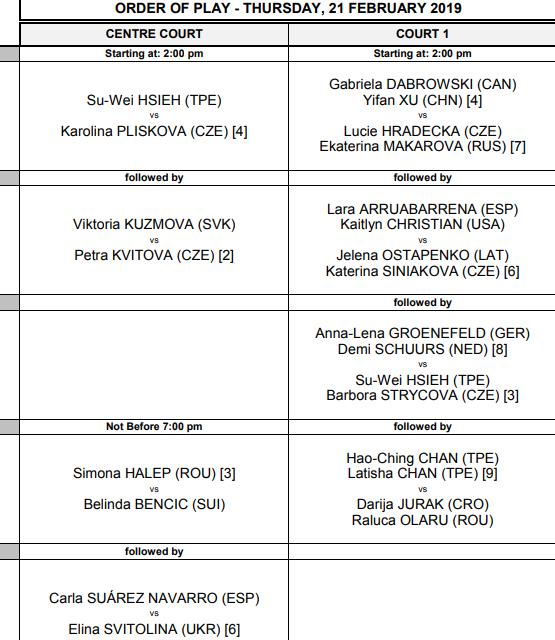 WTA DUBAI 2019 - Page 6 Unti2376