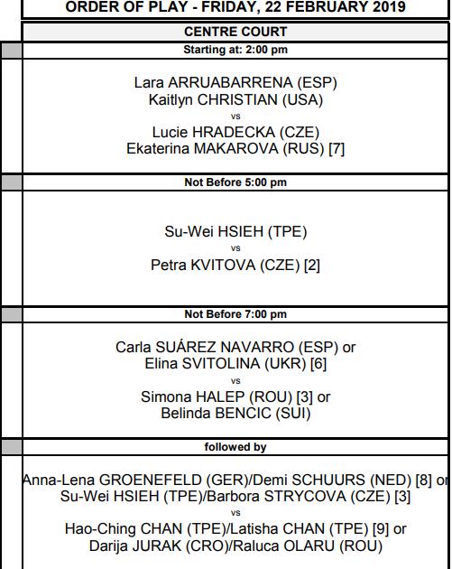 WTA DUBAI 2019 - Page 7 Unti2379