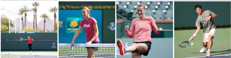 WTA INDIAN WELLS 2019 - Page 2 Unti2474