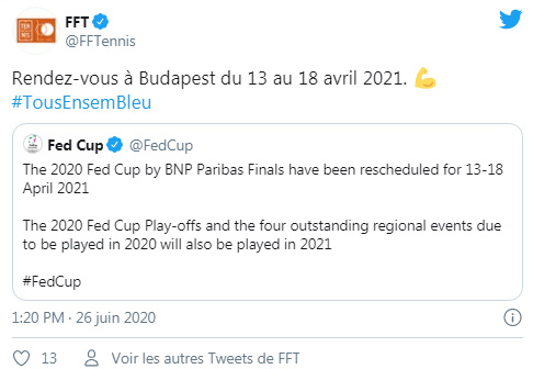FED CUP 2020 FINALE Unti2799