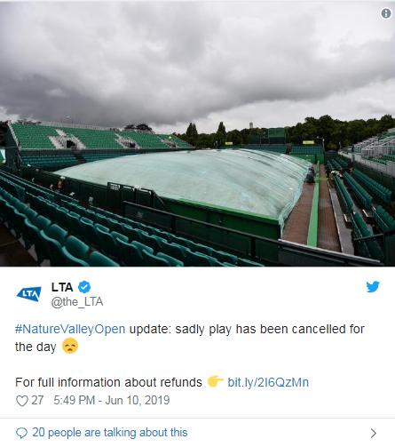 WTA NOTTINGHAM 2019 Unti3004