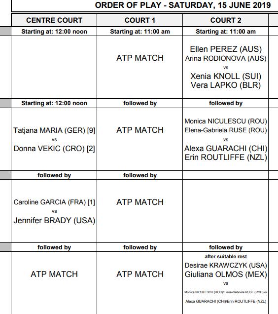 WTA NOTTINGHAM 2019 - Page 2 Unti3026