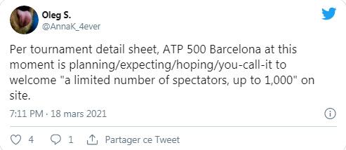 ATP BARCELONE 2021 Unti3398