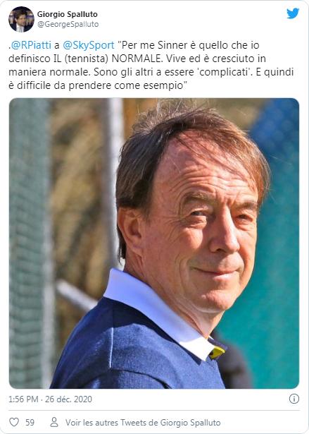 JANNIK SINNER (ITALIEN) Unti3903