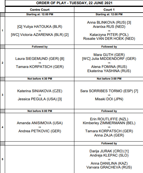 WTA HAMBOURG 2021 Unti4034