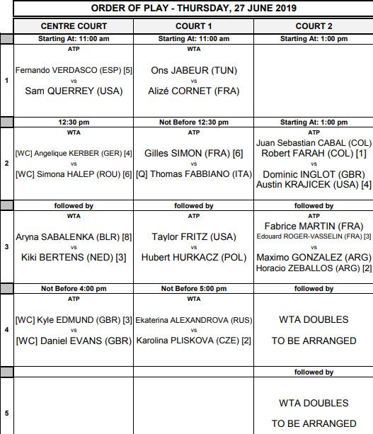 ATP EASTBOURNE 2019 - Page 2 Untit143